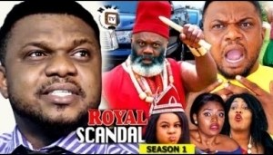 Video: Royal Scandal Season 1 - Ken Erics 2018 Latest Nigerian Nollywood Movie